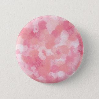 Floral - Pink 2 Inch Round Button