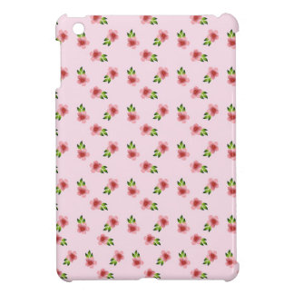 Floral Pink Case For The iPad Mini