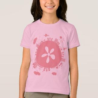 floral planet T-Shirt