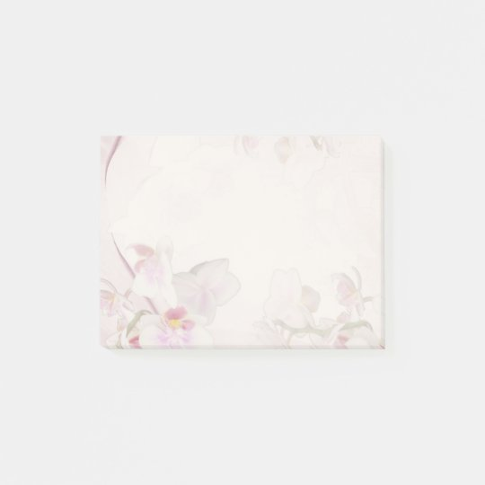 Floral Post-it® Notes