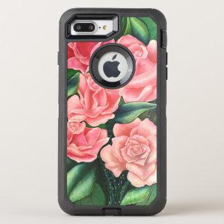 FLORAL POSTCARD OtterBox DEFENDER iPhone 8 PLUS/7 PLUS CASE