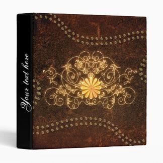 Floral power binders