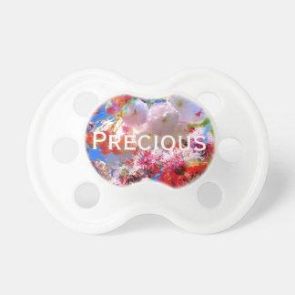 Floral Precious Pacifier