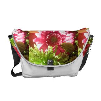 Floral Purse Messenger Bag