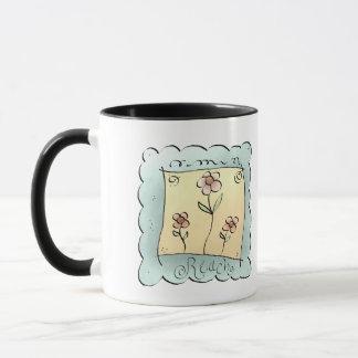 Floral Reach Mug