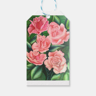 FLORAL_result POSTCARD Gift Tags