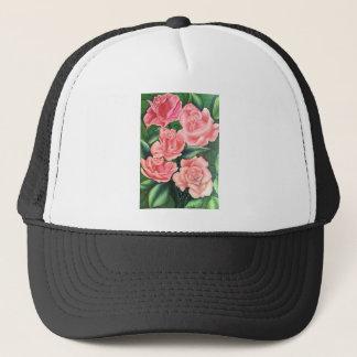 FLORAL_result POSTCARD Trucker Hat