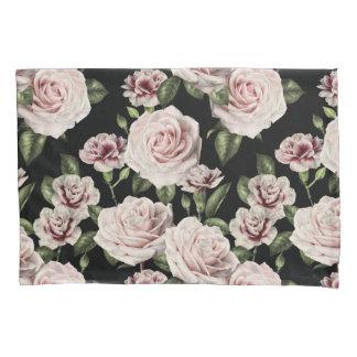 Floral Roses Pillow Case