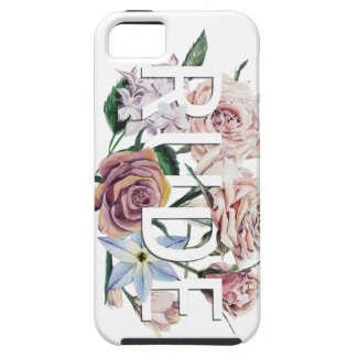 Floral Rude iPhone 5 Covers