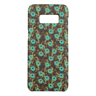 Floral Samsung Galaxy S8, Barely There Phone Case
