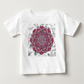 Floral Send it Baby T-Shirt