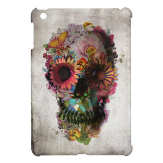 Floral Skull iPad Mini Case