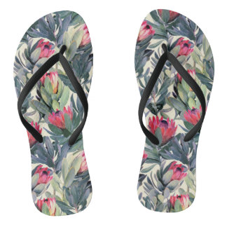 FLORAL SLEEPERS A FLIP FLOPS