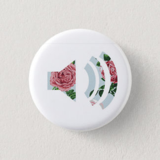 Floral Sound Button
