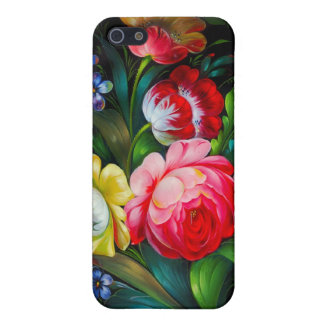 Floral Speck Case