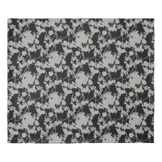 Floral Splash Duvet Cover