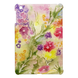 'Floral Splash' iPad Mini Case