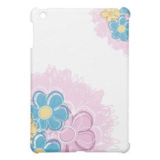 Floral Splash iPad Mini Case