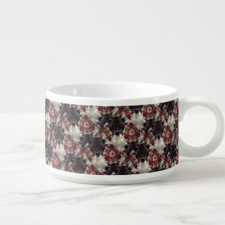 Floral Spring Design Chili Bowl