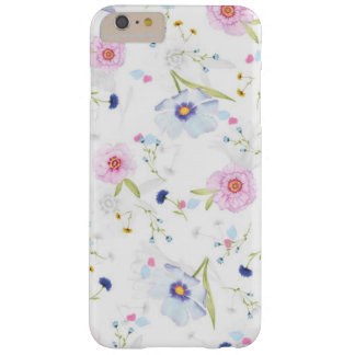 Floral Springtime Flowers iPhone Case