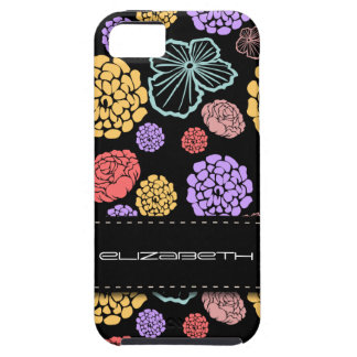 Floral Symphony iPhone 5 Case Mate