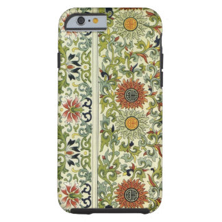 floral tapestry design iPhone 6 case Tough iPhone 6 Case