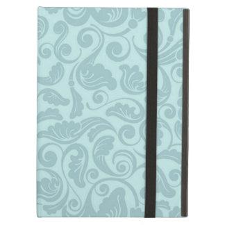 Floral Teal Pattern iPad Air Case