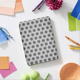 Floral texture iPad air cover
