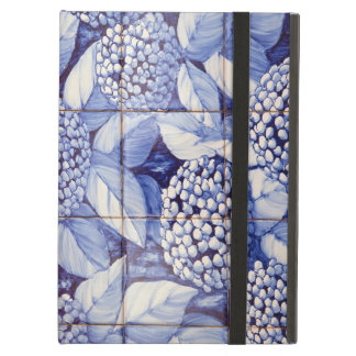 Floral tiles case for iPad air