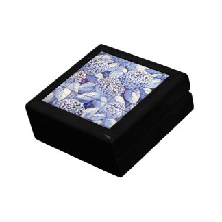 Floral tiles gift box