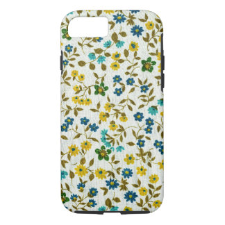 Floral Tiny Flowers Retro Colorful Cute Pattern iPhone 7 Case