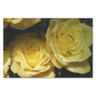 Floral Tissue Paper