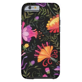 Floral Tough iPhone 6 Case
