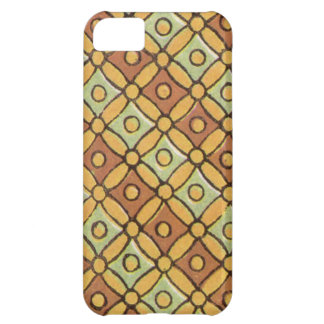 Floral Vintage Background Cover For iPhone 5C