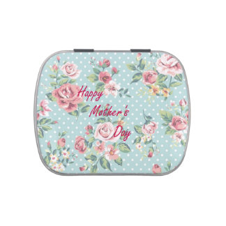 Floral Vintage Print - Happy Mother's Day