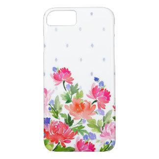 Floral Watercolor Apple iPhone 7/8 Case