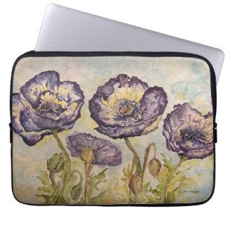 Floral Watercolor Laptop Sleeve
