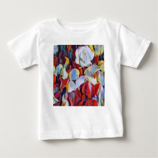 Floral watercolour arrangement baby T-Shirt