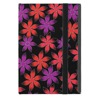 floral world iPad mini case