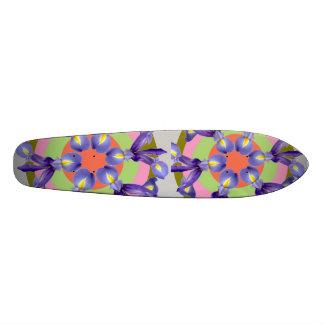 Floralies d'IRIS néerlandais Skateboard 19,7 Cm