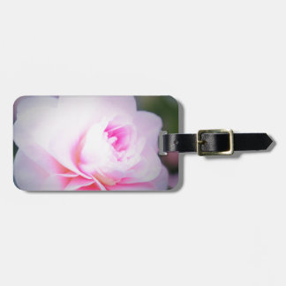 Florall Blush Luggage Tag