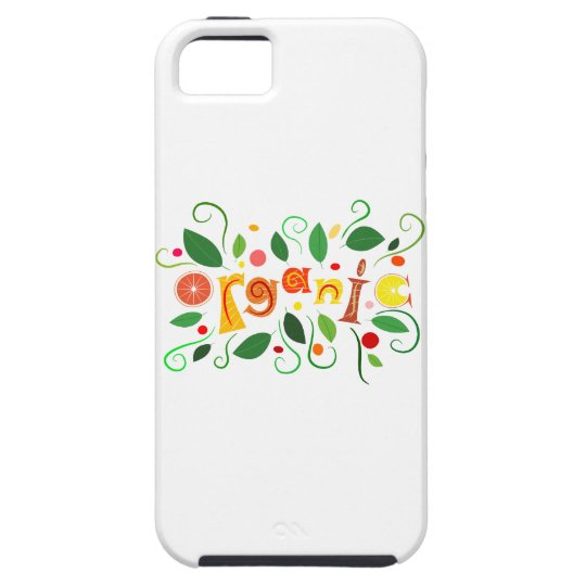 Floramentina - organic art iPhone 5 case