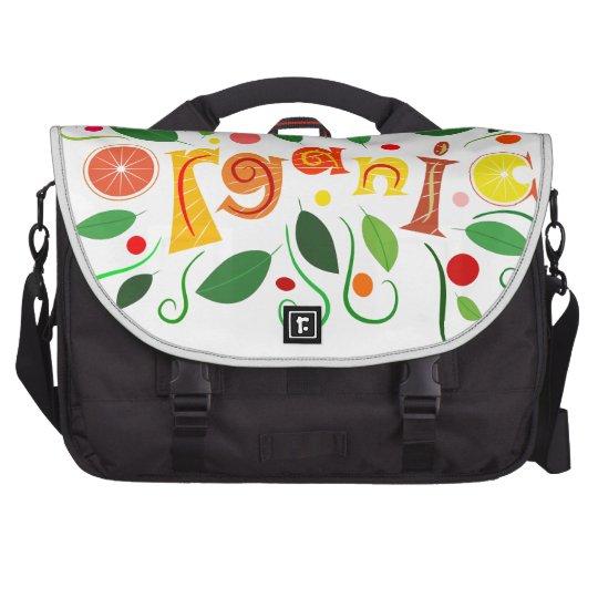 Floramentina - organic art laptop bags