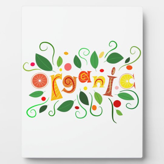 Floramentina - organic art plaques