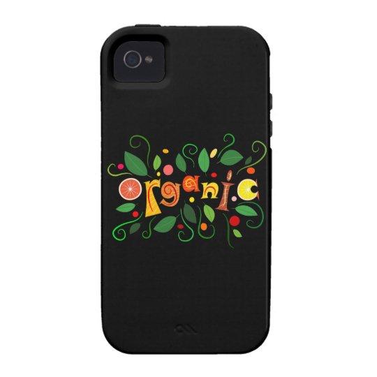 Floramentina - organic art vibe iPhone 4 cases