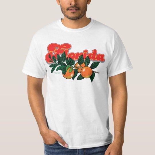 Floranges shirt F/B