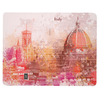 Florence - Basilica of Saint Mary & calendar 2015 Journal