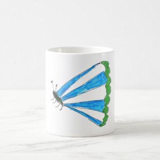 Florence Black/White 325 ml Morphing Mug