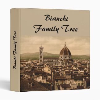 Florence Cathedral, Tuscany, Italy Vinyl Binder