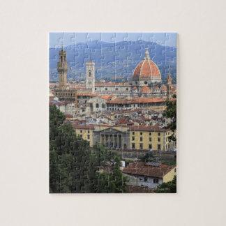 Florence Cityscape Jigsaw Puzzle